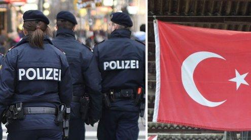 Kurdische Aktivisten stürmen in Wien türkisches Tourismusbüro