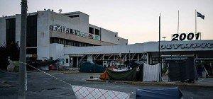 Athen pocht auf EU-weite Verteilung von Migranten