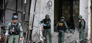 Ein Toter bei Bombenanschlag auf Hotel in Thailand