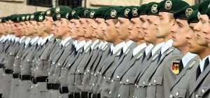 Hunderte deutsche Soldaten unter Extremismus-Verdacht