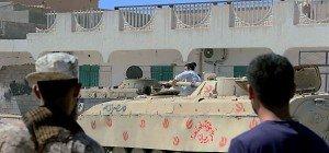 """Libyens Regierungstruppen starten """"letzte Schlacht"""" um Sirte"""