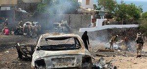 Mindestens 60 Tote bei Selbstmordanschlag im Jemen