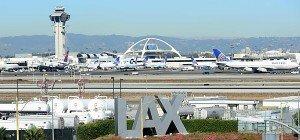 Panik nach vermeintlichen Schüssen am Flughafen Los Angeles