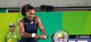 Djokovic und Serena Williams vor US Open angeschlagen