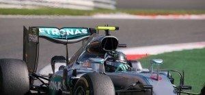 Nico Rosberg holt Pole in Spa