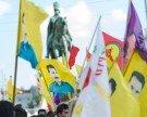 Demonstrationszug kurdischer Gruppen zog durch Wiener Innenstadt