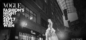 VOGUE Fashion's Night Out im Goldenen Quartier