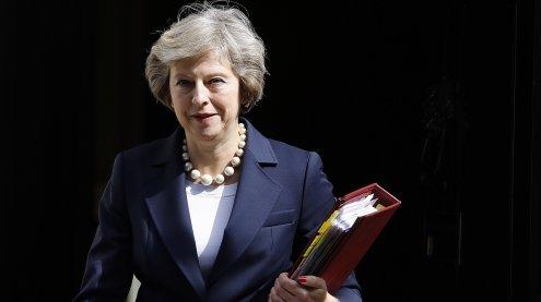 Kabinett berät über Brexit-Plan