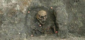 Archäologen legten in Wiener Neustadt mittelalterliche Gräber frei