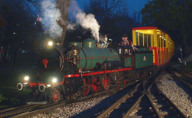 Am 13. August fährt die Liliputbahn wieder bis in die Nachtstunden.