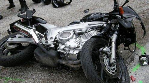 Schwerer Verkehrsunfall mit Motorrad  fordert Verletzte auf A4