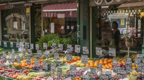 Wien feiert 100 Jahre Naschmarkt