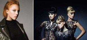 Vogue Fashion's Night Out: Anna Ermakova-Becker modelt in Wien