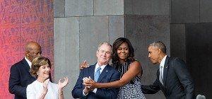 Obama eröffnete Museum für afroamerikanische Geschichte