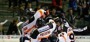 Meister Salzburg verlor hochintensive Partie bei Caps 3:5