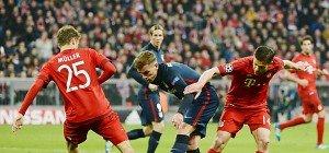 Bayern will schwarze Spanien-Serie gegen Atletico stoppen