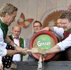 Fotos: So lief die Eröffnung der Wiener Wiesn 2016