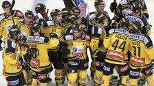 Capitals feiern Heimsieg über Red Bull Salzburg