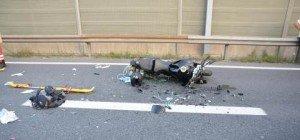 Motorradfahrer mit 1,49 Promille auf A23 schwer verletzt