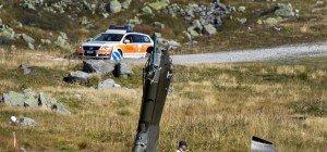 Militärhubschrauber am Gotthardpass abgestürzt – zwei Piloten tot