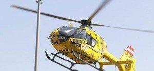 Schwerer Arbeitsunfall: Student stürzt in Wien-Penzing von Dach