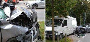 Penzing: Unfall im Frühverkehr
