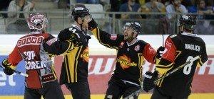 Champions Hockey League: Sieg für Vienna Capitals im hohen Norden