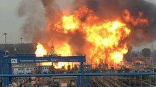 BASF-Explosion: Ursache auch weiterhin unklar