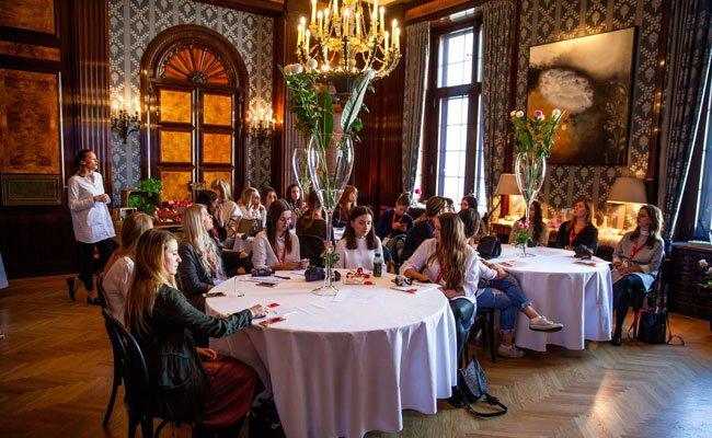 Österreichs Blogger-Szene gastierte im Goldenen Quartier.