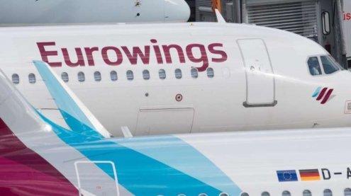 Flugbegleiter treten in den Streik