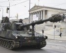 Heeres-Schau zum Nationalfeiertag 2016: Panzer beim Burgtheater angerollt