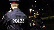 Räuber-Duo sofort nach Überfall in Park gefasst