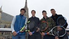 Tennis-Superstar Murray will in Wien zur Nummer 1