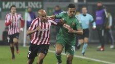 EL: Rapid zum Abschied mit Punkt gegen Bilbao