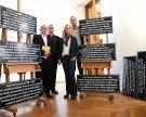 Zusatztafeln für historisch belastete Wiener Straßennamen präsentiert