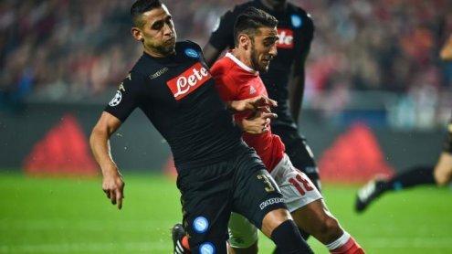 Napoli und Benfica sind weiter - Arsenal holt Gruppensieg vor PSG