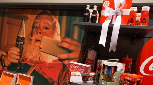 Coca Cola Weihnachtstruck & Pop-Up-Store in Wien: Programm