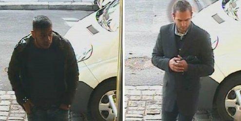 Schmuckdiebstahl in Floridsdorf: Männer-Duo polizeilich gesucht