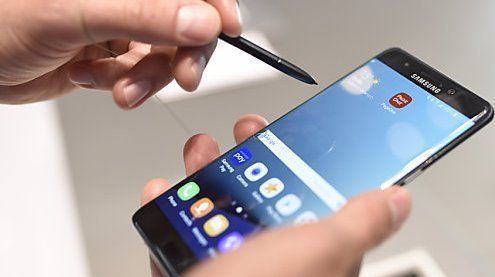 Samsung führt Brände des Note 7 auf Batterie-Probleme zurück