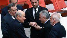 Türkei: Parlament für Präsidialsystem