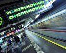 Symphoniker in U-Bahnstation durch Tritt verletzt: Überwachungsvideo angefordert