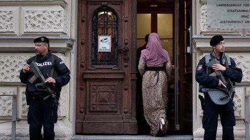 Bereits mehrere Jihadismus-Verurteilungen in Österreich