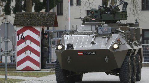 Bundesheer: 200 Millionen für neue Ausrüstung und Fahrzeuge