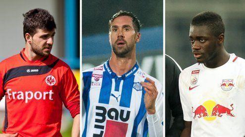 Austria Wien, Rapid und Co: Die Winter-Transfers der Bundesliga