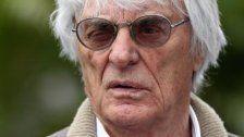F1: Bernie Ecclestone tritt noch diese Woche zurück