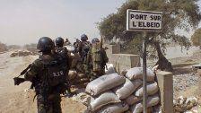 Tote bei Luftangriff auf Flüchtlingslager in Nigeria