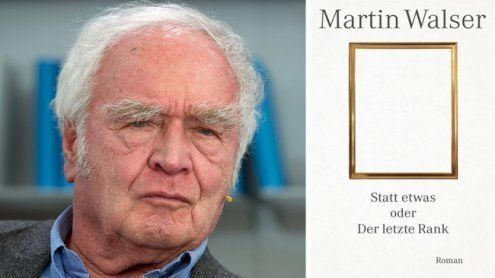 Leicht wirres neues Walser-Buch