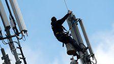 Über 10.000 neue Antennen für 5G nötig