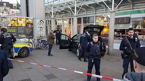 Heidelberg: Mann fuhr Fußgänger an - Ein Toter, zwei Verletzte