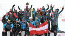 ÖSV-Herren holten sechs Medaillen bei Ski-WM